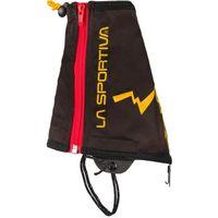 Winter Running Gaiter Black/Yellow