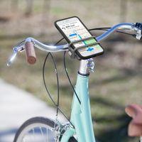 HandleBand® Universal Smartphone Bar Mount - Charcoal