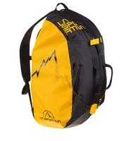 Medium Rope Bag Black/Yellow