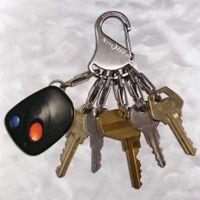 KeyRack Steel™ - S-Biner® - Stainless