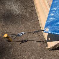Figure 9® Rope Tightener - Small - Black