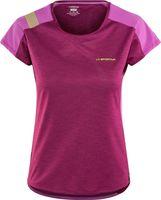TX Combo Evo T-Shirt W Plum/Purple - L