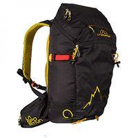 Moonlite Backpack Black/Yellow