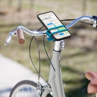 HandleBand® Universal Smartphone Bar Mount - Blue