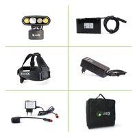 Mamba 4 000 X-pand Kit, Backup battery and automatic charger