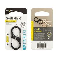 S-Biner® SlideLock® #2 - Black