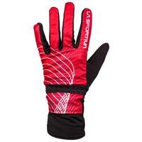 Winter Running Glove W Berry/White