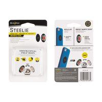 Steelie Orbiter Magnetic Socker + Metal Plate