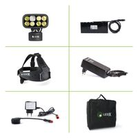 Cobra 6 500 X-pand Kit, Backup battery and automatic charger