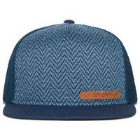 Moose Trucker Hat Night Blue