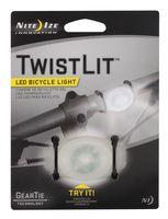 TwistLit LED Bike Light White