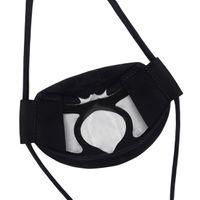 Stratos Mask svart Medium