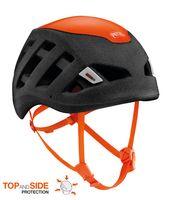 Sirocco Helmet Svart/Orange