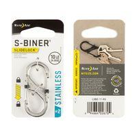 S-Biner® SlideLock® #2 - Stainless