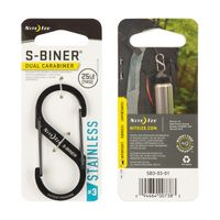S-Biner Size #3 - Black
