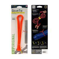 Gear Tie 18-Bright Orange 2pk