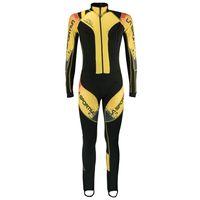 Syborg Racing Suit Black/Yellow