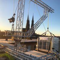 C2 Power Ascender Equipment Lifting