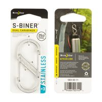 S-Biner Size #3 - Stainless