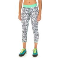W's Solo Leggings Slate/White - XS