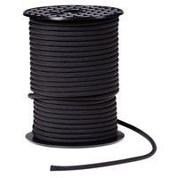 Cord 4 mm x 120 m Black
