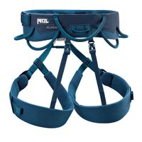 Sport klättersele blå