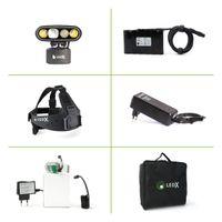 Mamba 4 000 X-pand Kit, Backup light with battery and automatic charg