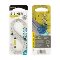 S-Biner® SlideLock® #4 - Stainless