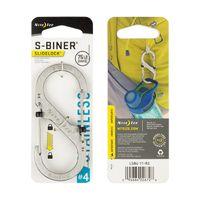 S-Biner® SlideLock® #4 - Stainless