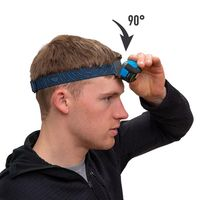 Radiant® 300 Rechargeable Headlamp - Blue