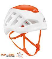 Sirocco Helmet White/Orange