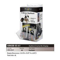 Key Rack™ Gravity Bin Display - 48 units