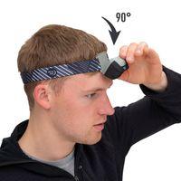 Radiant® 250 Headlamp – Charcoal
